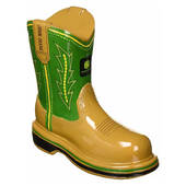 John Deere Cowboy Boot Bank