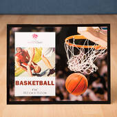 Magnificent Basketball Frame 4 x 6