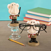 Male Teacher Eyeglass Holder