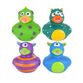 Monster Rubber Ducks