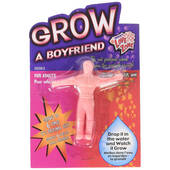 Novelty Grow A Boyfriend
