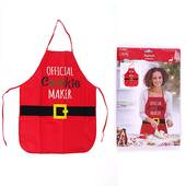Official Cookie Maker Adult Cooking Apron