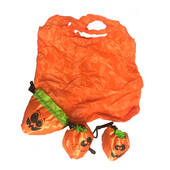 Reusable Pumpkin Patch Trick Or Treat Bag