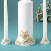 Sea Themed / Beach Themed Unity Candle Set