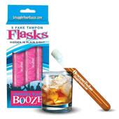 Smuggle Your Booze - Tampons