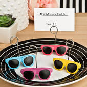 Sunglasses Design Placecard or Photo Holders