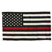 Thin Red Line American Firefighter Flag - 3ft x 5ft