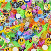 Assorted Easter Egg Hunt Filler Toys