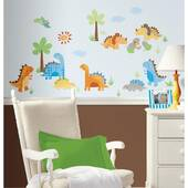 Babysaurus Peel And Stick Decal