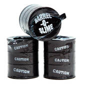 Black Mini Barrel Of Slime