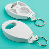 Bottle Opener Key Chain Favors