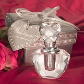 Choice Crystal By Fashioncraft Perfume Bottle