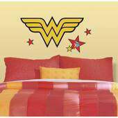 Classic Wonder Woman Logo Giant Decal