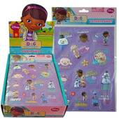 Doc McStuffins Raised Sticker Sheet