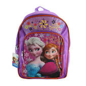 Frozen Purple Backpack