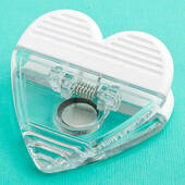 Heart Shaped Memo Clip Favors