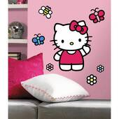 Hello Kitty-The World of Hello Kitty Giant Decal