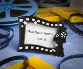 Hollywood Movie Themed Place Card Photo Frame