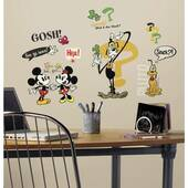 Mickey And Friends-Mickey Mouse Cartoons Decal