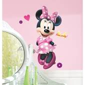 Mickey And Friends-Minnie Bow-tique Giant Decal