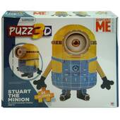 3D Despicable Me Minion Puzzle