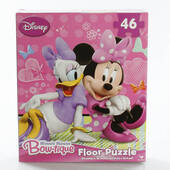 Minnie Mouse Jumbo Floor Puzzle
