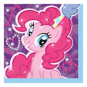My Little Pony Lunch Napkin