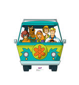 Mystery Machine Mystery Incorporated