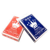 Plastic Coated Standard Size Poker Cards