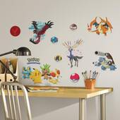 Pokemon XY Decal