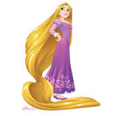 Rapunzel Lifesized Standup