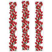 Roses Decorative Party Panel