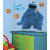Sesame Street Cookie Monster Giant Decal