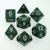 Speckled Recon Polyhedral 7 Dice Set
