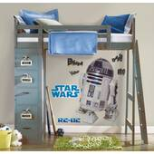 Star Wars Classic R2D2 Peel And Stick Giant Decal