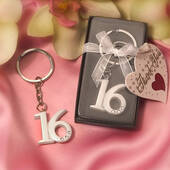 Sweet 16 Key Rings