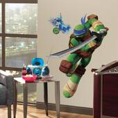 Teenage Mutant Ninja Turtles Leo Giant Decal