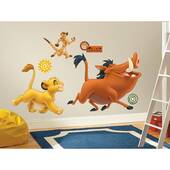 The Lion King Peel And Stick Giant Decal