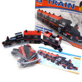 Train Building Block Set - 360pcs