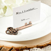 Vintage-Inspired Place Card Photo Holders