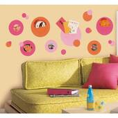 Wallpockets Pink Peel And Stick Decal