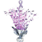Pink Ribbon Centerpiece