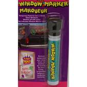 Black Window Paint Marker