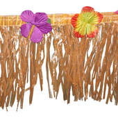 Hibiscus Fringe Decoration