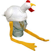 Long Leg Chicken Hat