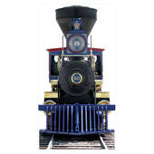 CP 60 Jupiter Train Lifesized Standup