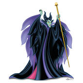 Disney Villians-Maleficent Lifesized Standup