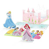 Disney Fanciful Princess Table Decorations