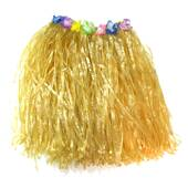 Flowered Grass Skirt