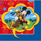 Mickey Mouse Clubhouse Beverage Napkins